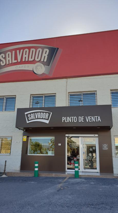 Cafés Salvador